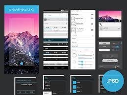 android gui designer 35 gorgeous free app design templates