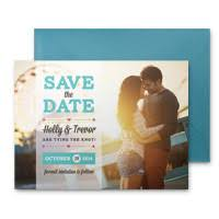 Diy Save The Dates Cards And Pockets Diy Save The Dates