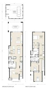 Two Floor House Plans by Narrow Two Story House Plans Google Searchtwo Apartment Floor