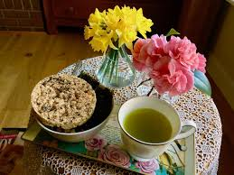 comp騁ence en cuisine mariette s back to basics tea and flowers