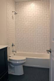 white subway tile shower 17 best ideas about subway tile