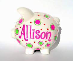 Baptism Piggy Bank 307 Best Alcancias Images On Pinterest Piggy Banks Pigs And