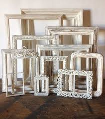 Pics Of Home Decor Best 25 White Picture Frames Ideas On Pinterest Frames On Wall