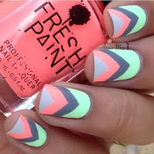 34 cute nail designs for a colorful spring posh nail art kawaii