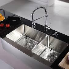 kohler kitchen sink faucet home design farmhouse sink top mount top mount farmhouse sink white