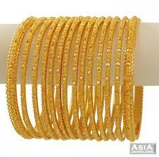 bracelet gold style images 22k gold bangles set set of 14 ajba53224 22k bangles set jpg