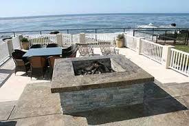Monterey Fire Pit - concrete fire pits decorative concrete fire pits fire pit