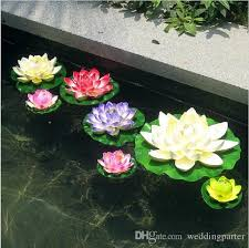 Floating Flowers Discount Floating Flowers For Pools 2017 Floating Flowers For