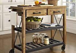 Drop Leaf Kitchen Cart by Involve Rolling Kitchen Cart With Drop Leaf Tags Kitchen Island