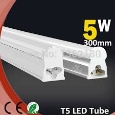 led linear tube lights 5 pcs led tube lights 300mm t5 5w tube 30cm led linear super