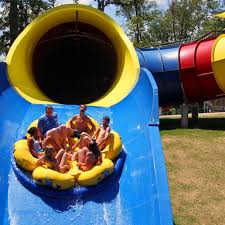 mammoth water slide world u0027s longest water slide holiday world