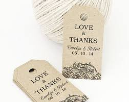 Thank You Tags Wedding Favors Templates by Spread The Diy Favor Tag Template Text Editable Medium