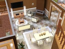 cuisine sims 3 modele maison sims 3 awesome modle de maison sims une verrire