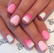 White Pink Nail 10 Best Pink And White Nail Designs Nail Designs 2017