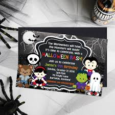 halloween party invitations for kids and adults 2016 girlshue