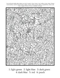coloring pages by number u2013 corresponsables co