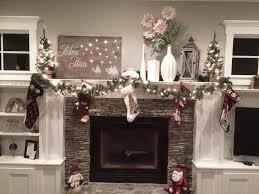 fireplace decorations chorus mantle