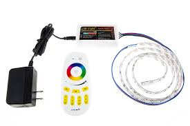led strip lights wifi controller milight wifi smart multi zone rgb controller 6 amps channel rgb