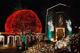holiday festival of lights charleston light limo and party bus tours in portland oregon