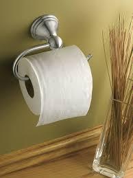 moen dn8408bn preston toilet paper holder brushed nickel toilet