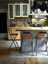 bar stool amazing kitchenmixed old wood floors with tile and