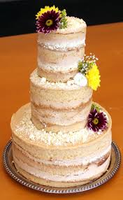 wedding cake no fondant un covered cake no fondant no frosting start a cake business today