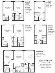 home design 4 bedroom apartment floor plans building plan in 93
