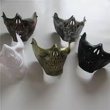 popular skull halloween masks buy cheap skull halloween masks lots