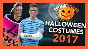Connor Halloween Costume 4 Iconic Halloween Costumes 2017