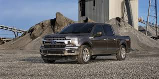 2018 ford f 150 color options