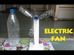 how to make a fan how to make an electric table fan using bottle easy way