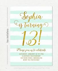 invitation template for birthday with dinner teenage birthday party invitations lijicinu e70754f9eba6