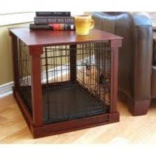 Diy End Table Dog Crate by Pet Crate End Tables Foter
