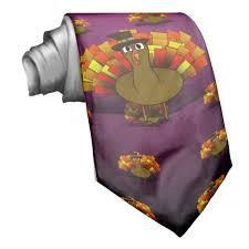 thanksgiving turkey pilgrim neckties by fall seasons best