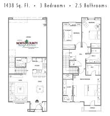 new home construction floor plans new homes and townhomes in carlsbad at the preserve agave floor