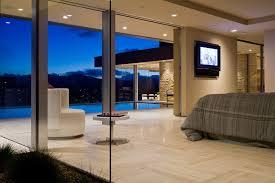 chambre de luxe avec magnifique maison de luxe à san francisco offrant une vue
