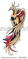 phoenix tattoo stock images royalty free images u0026 vectors