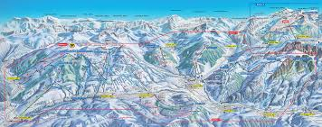 Piste Maps For Italian Ski by Bergfex Piste Map Gstaad Panoramic Map Gstaad Map Gstaad
