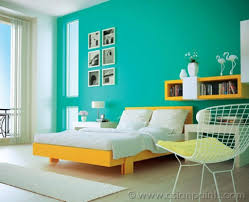 Asian Paints For Bedroom Beautiful Blue Paint Colors Wall Scheme - Color combination for bedrooms