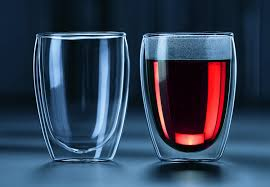 cool glassware amazon com bodum pavina coffee mug double wall insulated glass