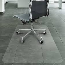 bureau mat polycarbonate chair mat for floors pro series