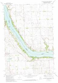 Sd Map Big Stone Lake West Topographic Map Mn Sd Usgs Topo Quad 45096d6