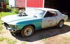 1969 mustang grande 429 powered racer 1969 mustang grande