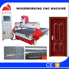 jinan 4 x 8ft wood door making machine carving cnc router machine
