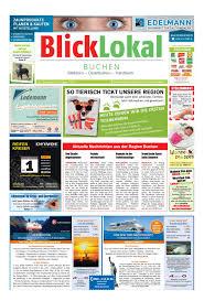 blicklokal buchen kw11 2017 by blicklokal wochenzeitung issuu