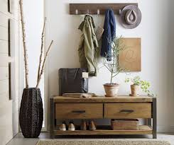 Entrance Storage by Bench Foyer Design Mudroom Beautiful Narrow Bench For Entryway