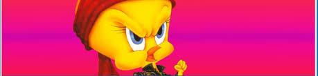 tweety bird looney tunes spot