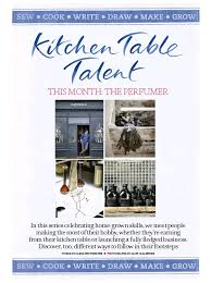 PressReader Country Living UK  KITCHEN TABLE TALENT - Kitchen table talent