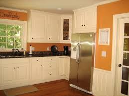 orange and white kitchen ideas scintillating burnt orange kitchen colors gallery best