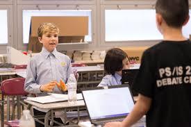 Success Academy Bed Stuy 2 Debate Success Academy